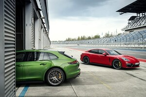 ポルシェ、パナメーラにスポーツグレード GTSを追加 パワーは標準モデルの130ps増