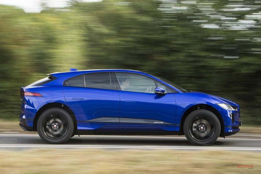 ジャガー EV専売ブランド化を検討へ 2020年代中の実現か