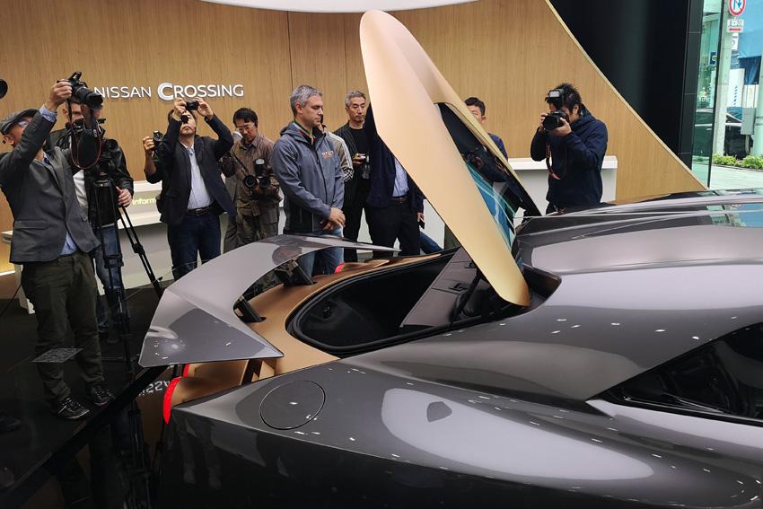 日産&イタルデザイン共同開発の「GT-R50 by イタルデザイン」初披露、50台限定で販売予定