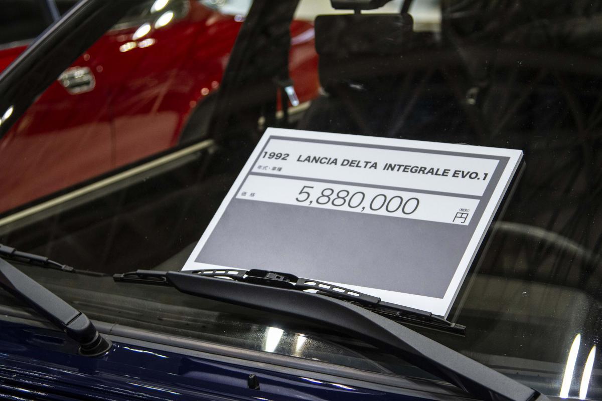 中古ゆえに安いはずが新車よりも高値が付くクルマのパターン3つとは