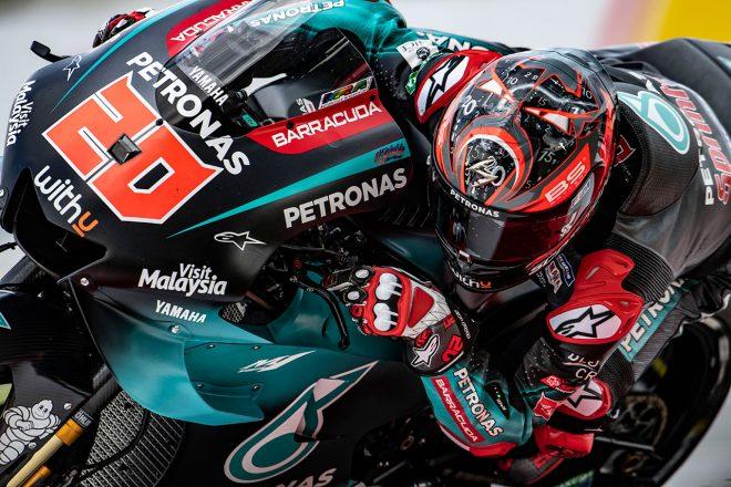 MotoGP:サテライトのペトロナス・ヤマハSRT、2020年から2台ともAスペックのYZR-M1に