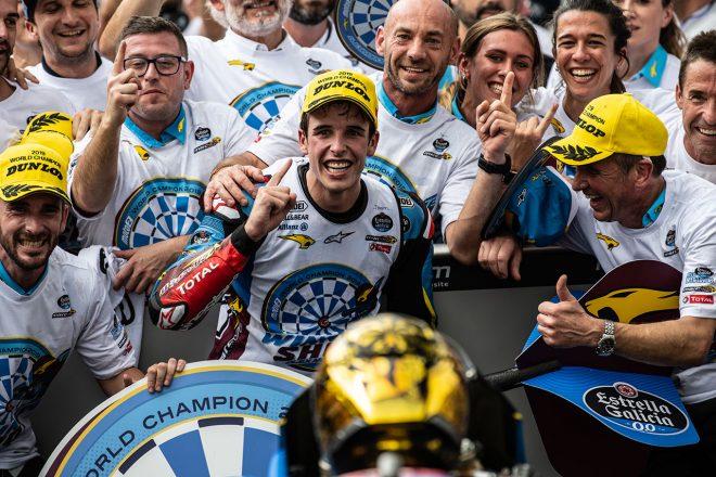 MotoGP:マルケス弟、2021年に最高峰クラス昇格か。2度目のタイトル獲得までのレースキャリア