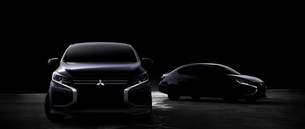 三菱自動車の世界戦略コンパクトカー『ミラージュ』と『アトラージュ』がフルモデルチェンジしてタイ王国で発売開始予定!