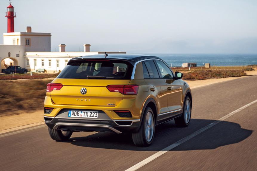 【海外試乗】VWの新型SUV「Tロック」はディーゼルエンジンを搭載して2020年に日本導入予定