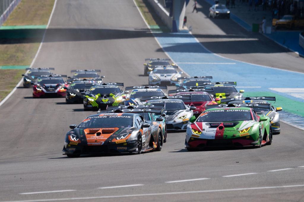 ランボルギーニ・スーパートロフェオ・ワールドファイナル! ヘレスを舞台に56台が集結