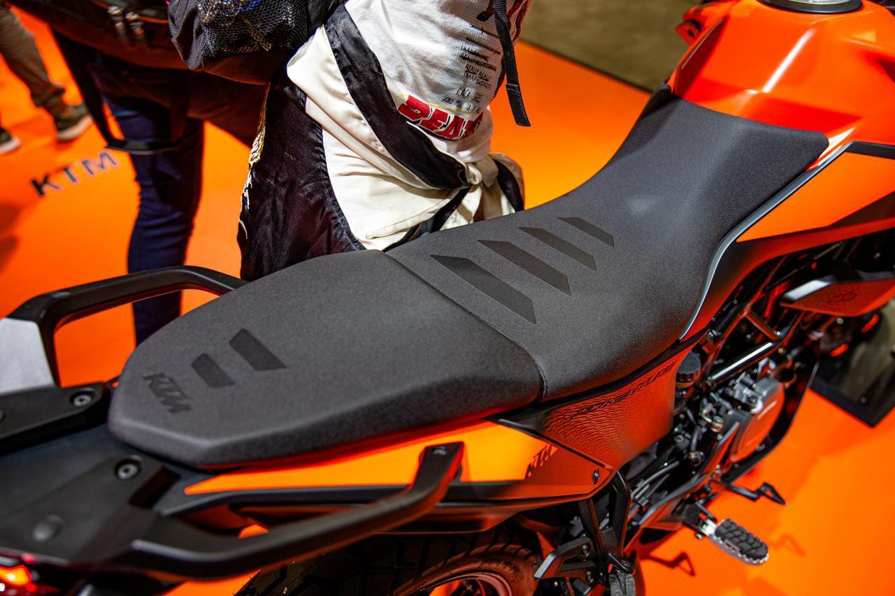 怒濤EICMA・実は250もあった、KTM 250アドベンチャー