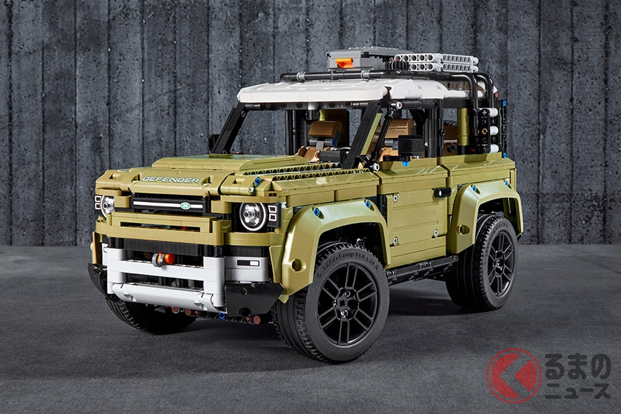 新型ディフェンダーは489万円から先行予約スタート! 150台のファーストエディションとは