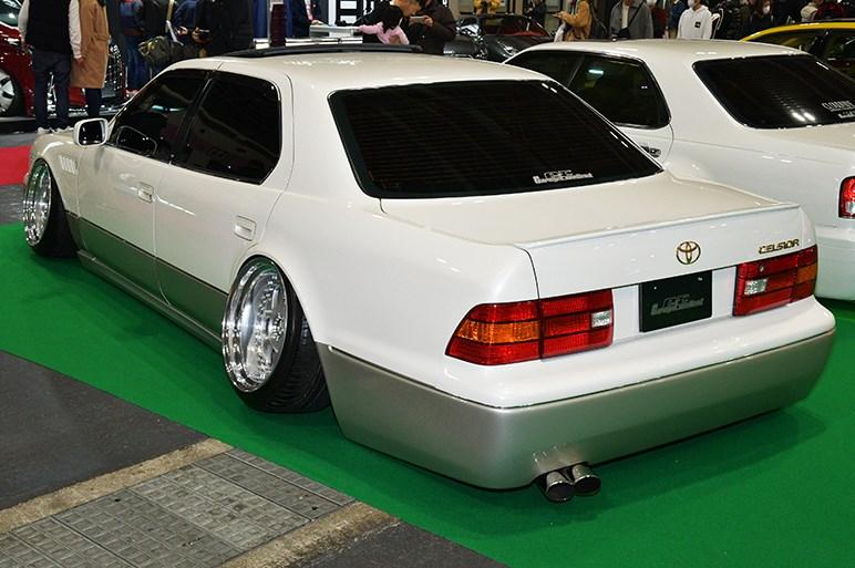 ヤンチャなヤン車が集まると楽しげな雰囲気になるのはナゼ? - 大阪オートメッセ2020