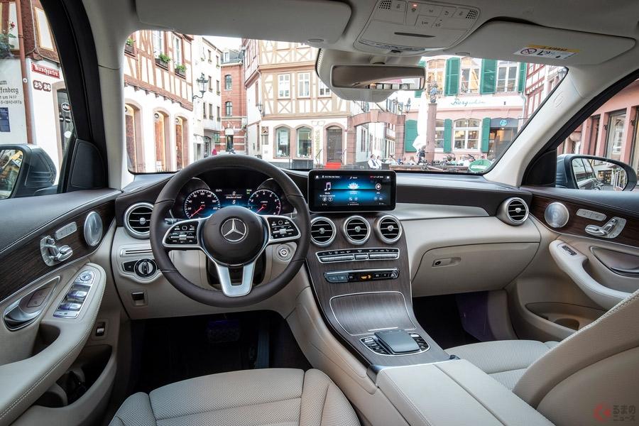 日本導入間近! メルセデス・ベンツ新型「GLC」は内外装も走りも大幅進化