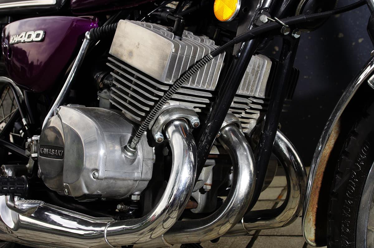 """「ケッチ」「サンパチ」「ヨンフォア」! 70年代に""""中免ライダー""""を虜にした国産バイク"""
