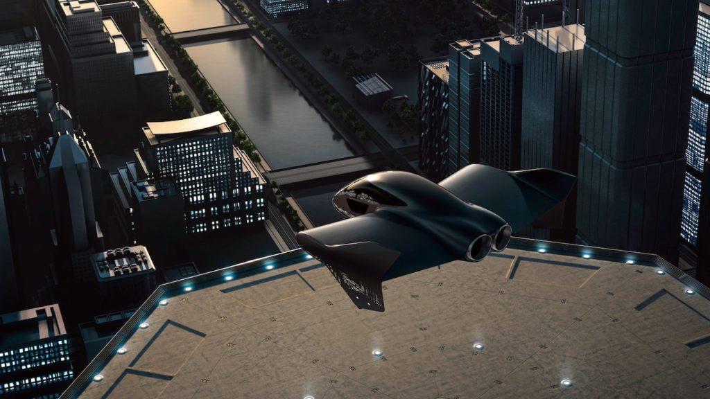 ポルシェとボーイング、プレミアム「都市間エアモビリティ」開発で提携を発表