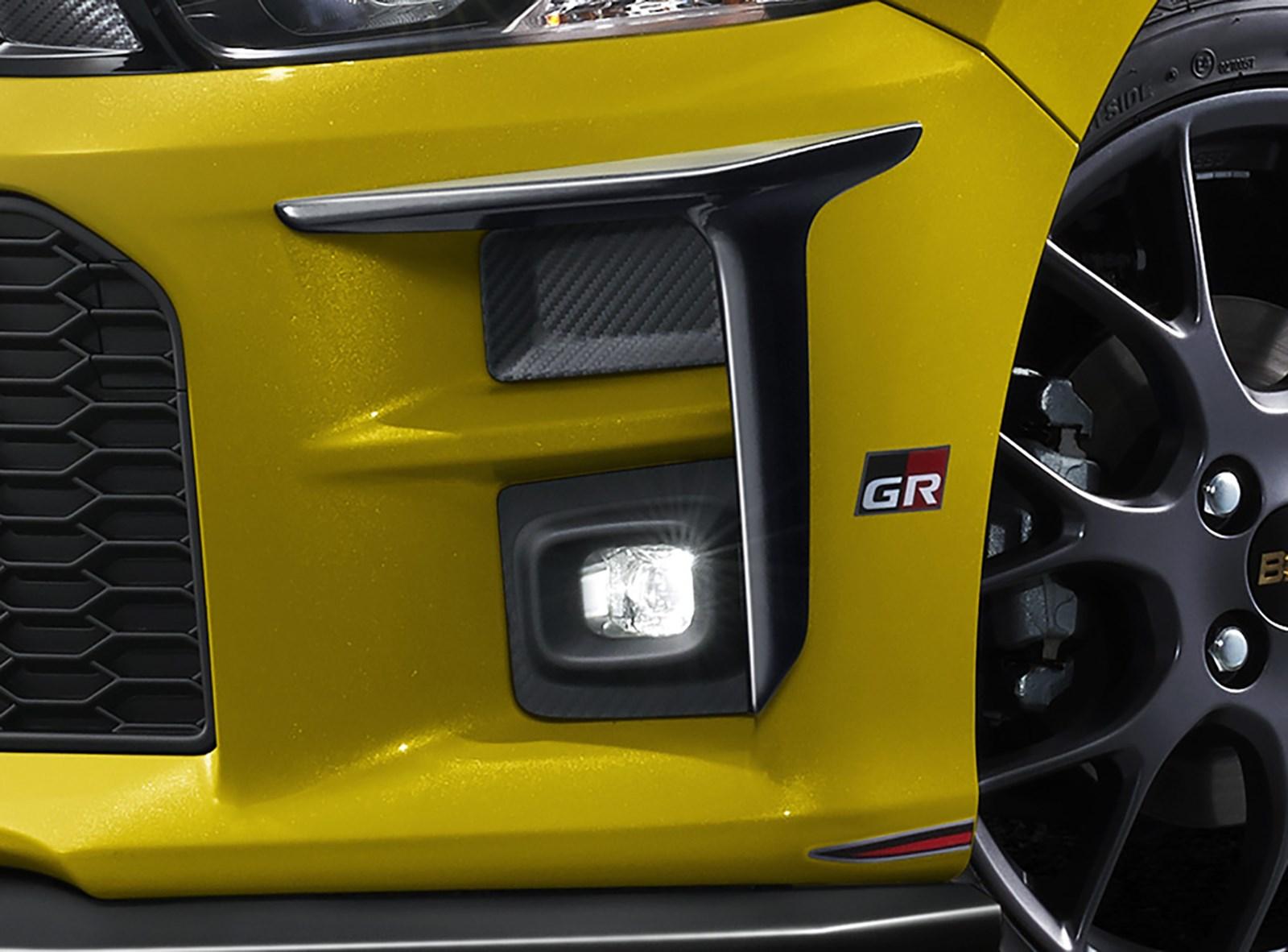 GRシリーズ初の軽オープンスポーツ「コペン GR SPORT」用GRパーツが発売