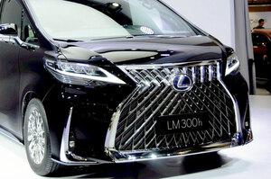 【あるか日本導入!?】レクサス最強ミニバン降臨! 新型LM 価格はまさかの2200万円超!!?