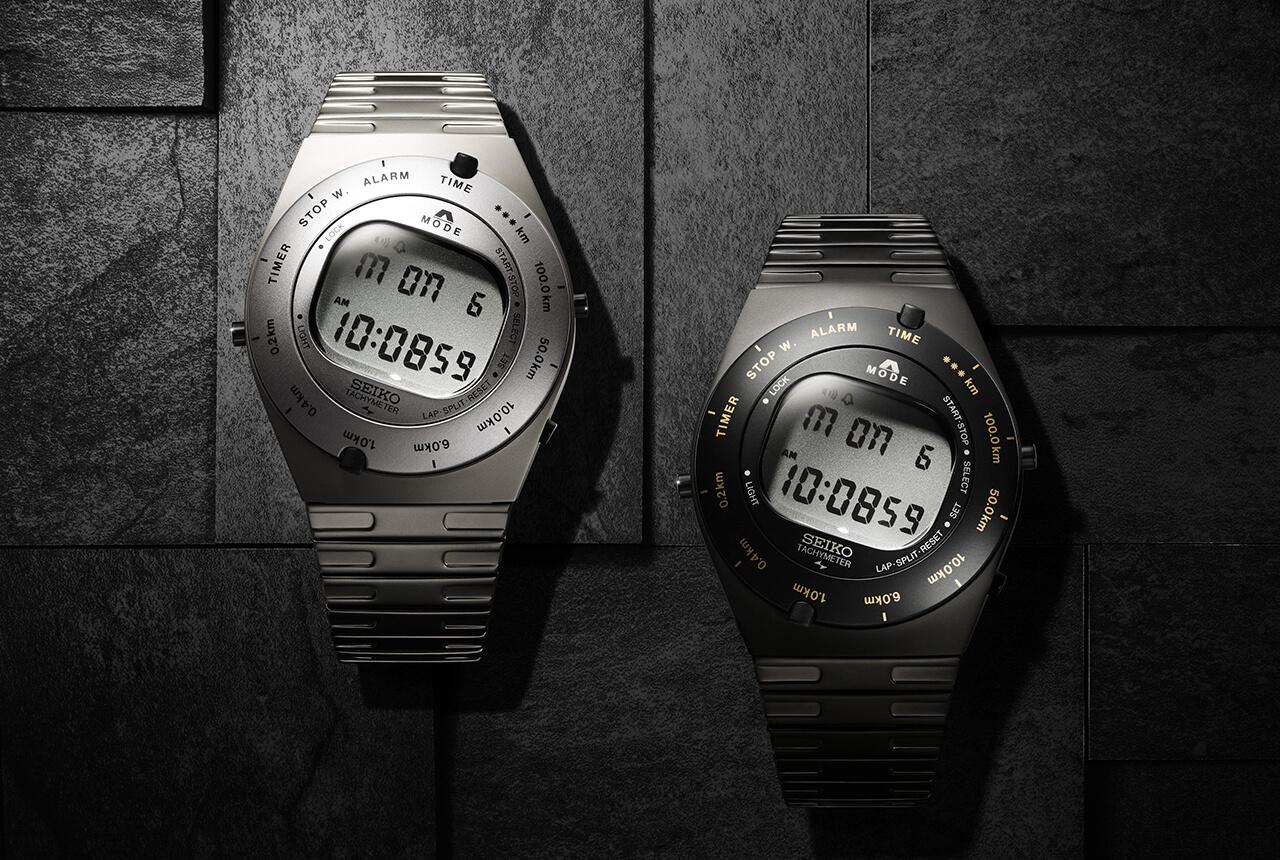 クルマ好きも時計好きもハマる! 1983年に発売されたセイコーとジウジアーロ・デザインのコラボ時計【Style in motion 007】
