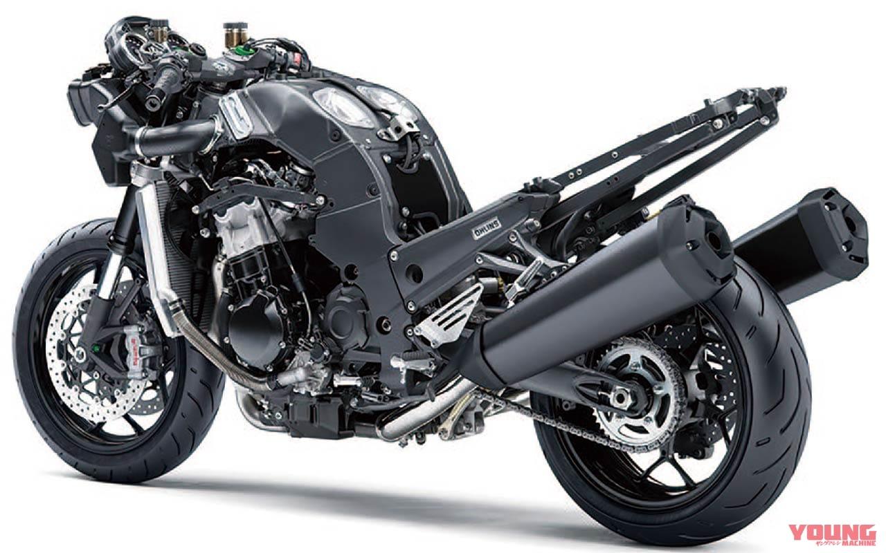 Early'20カワサキ大型スポーツ&ツーリング〈600cc~〉新車ラインナップ
