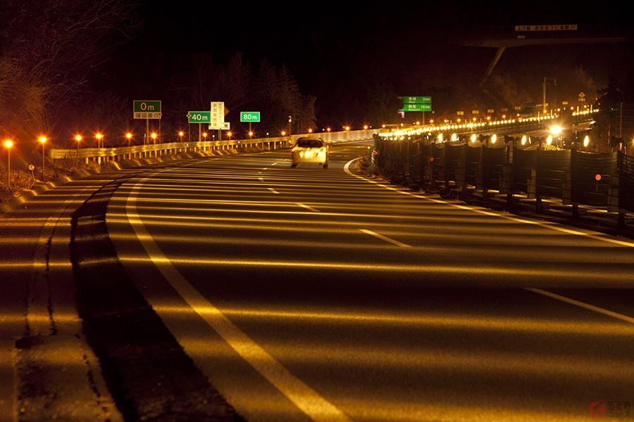 エコ車増加でトンネルが変化? 昔はオレンジもいまは「白」 照明の色が変わる理由とは