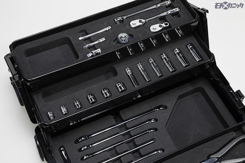 こだわりの工具・KTCネプロスの数量限定ツールセット&25周年黒壇ラチェットが欲しい