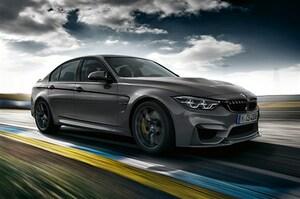 BMW、M3のスペシャルエディションM3 CSを発表。約1200台の限定生産