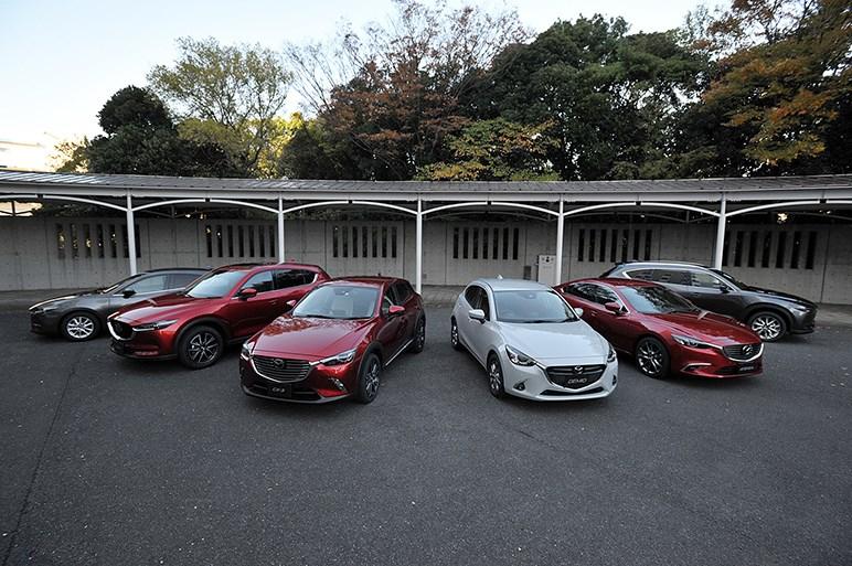 マツダ、デミオ&ロードスターを改良。それぞれに特別仕様車も設定