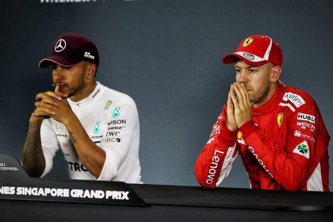 フェラーリ元会長、5度のF1王者ハミルトンを称賛「フェラーリにいてもタイトルを獲れたはず」