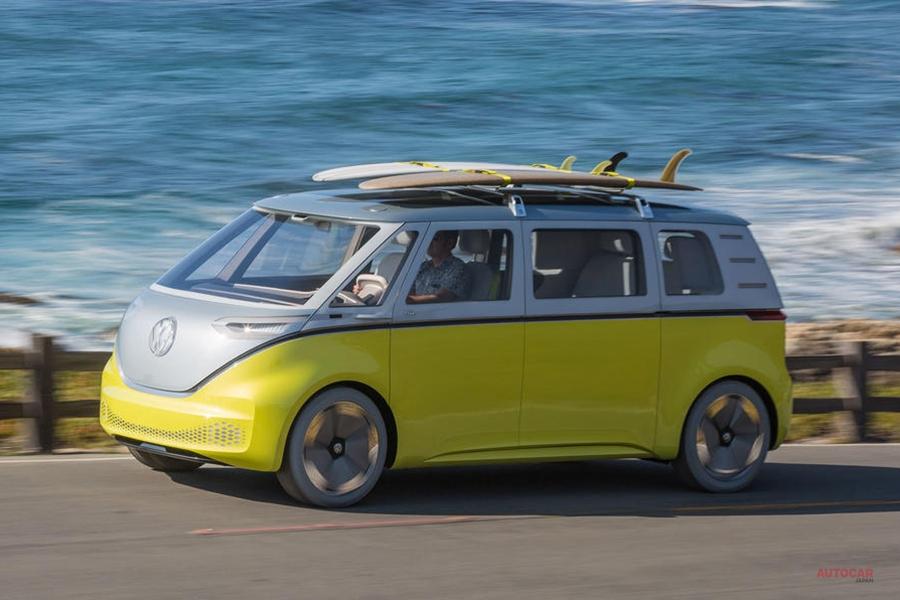 フォルクスワーゲン 同社のEVシリーズ「I.D.」にビーチバギー追加か