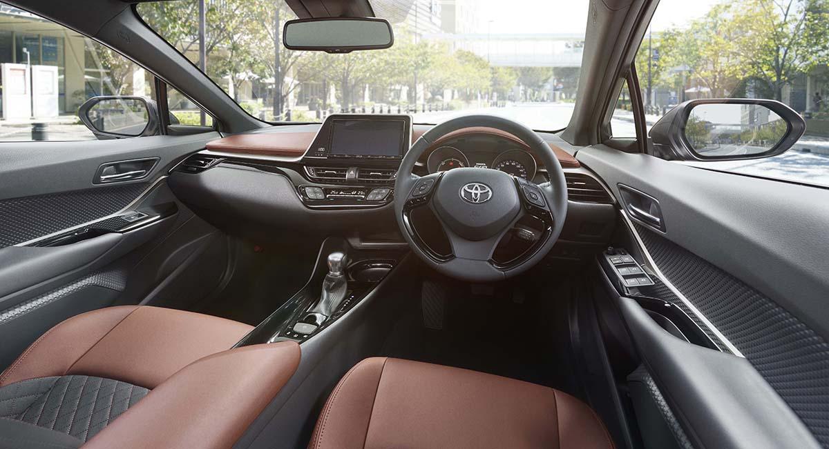 トヨタC-HRにオシャレ度がグッとアップした2種類の特別仕様車を設定