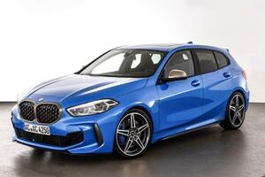 ACシュニッツァー、新型BMW 1シリーズのアップデートパーツを先行リリース