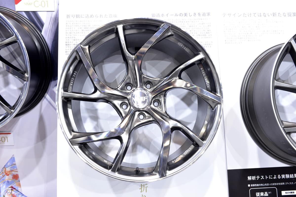 【社外ホイール決定版】車両タイプ別でみる3メーカーの最新オススメモデル(ミニバン&セダン編)