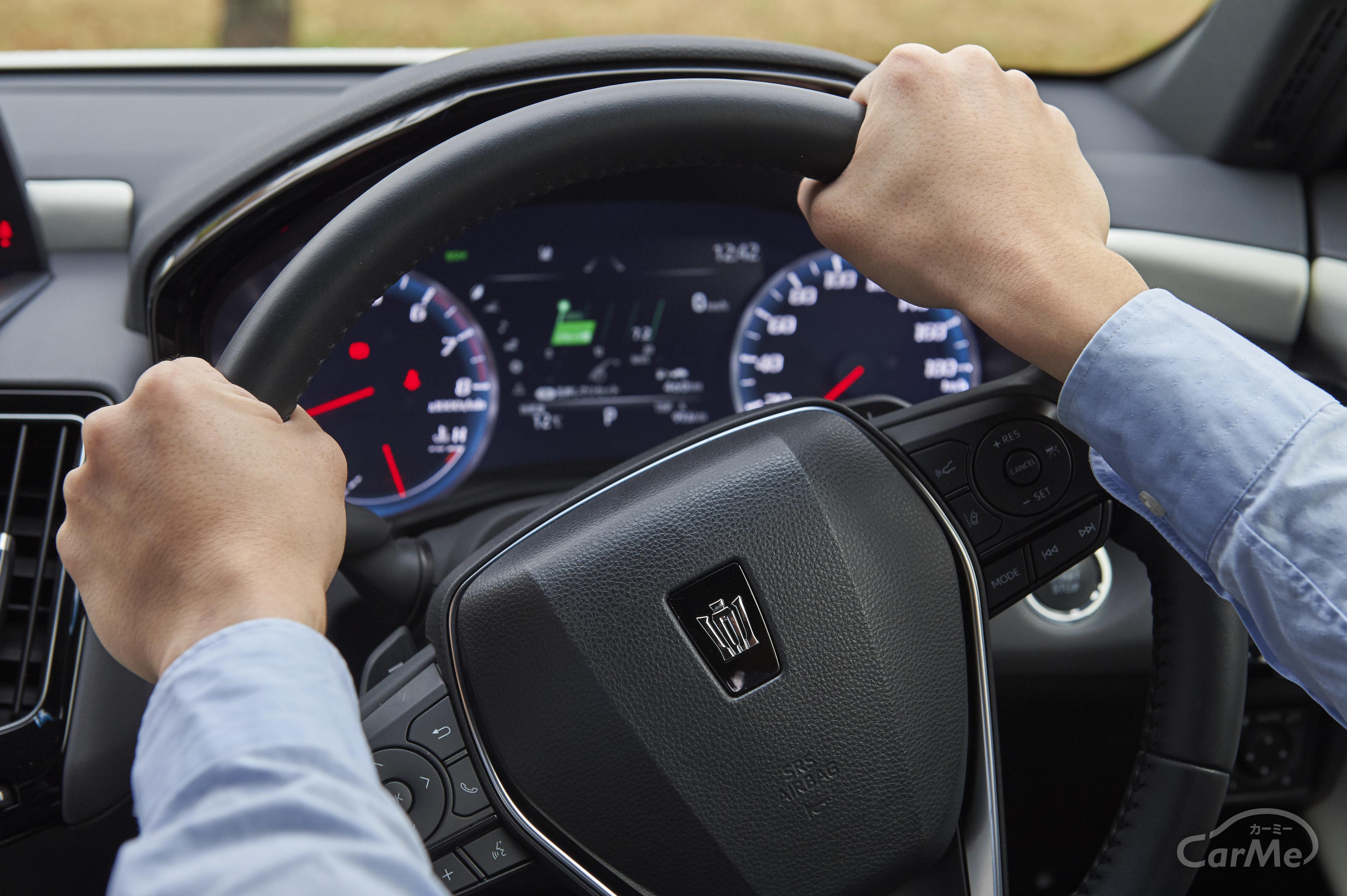 トヨタ クラウンRSの安全装備について徹底解説!