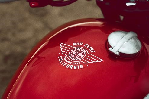 カッコよすぎるトライアンフのバド・イーキンズ記念モデル「BONNEVILLE T120&T100 BUD EKINS Special Edition」