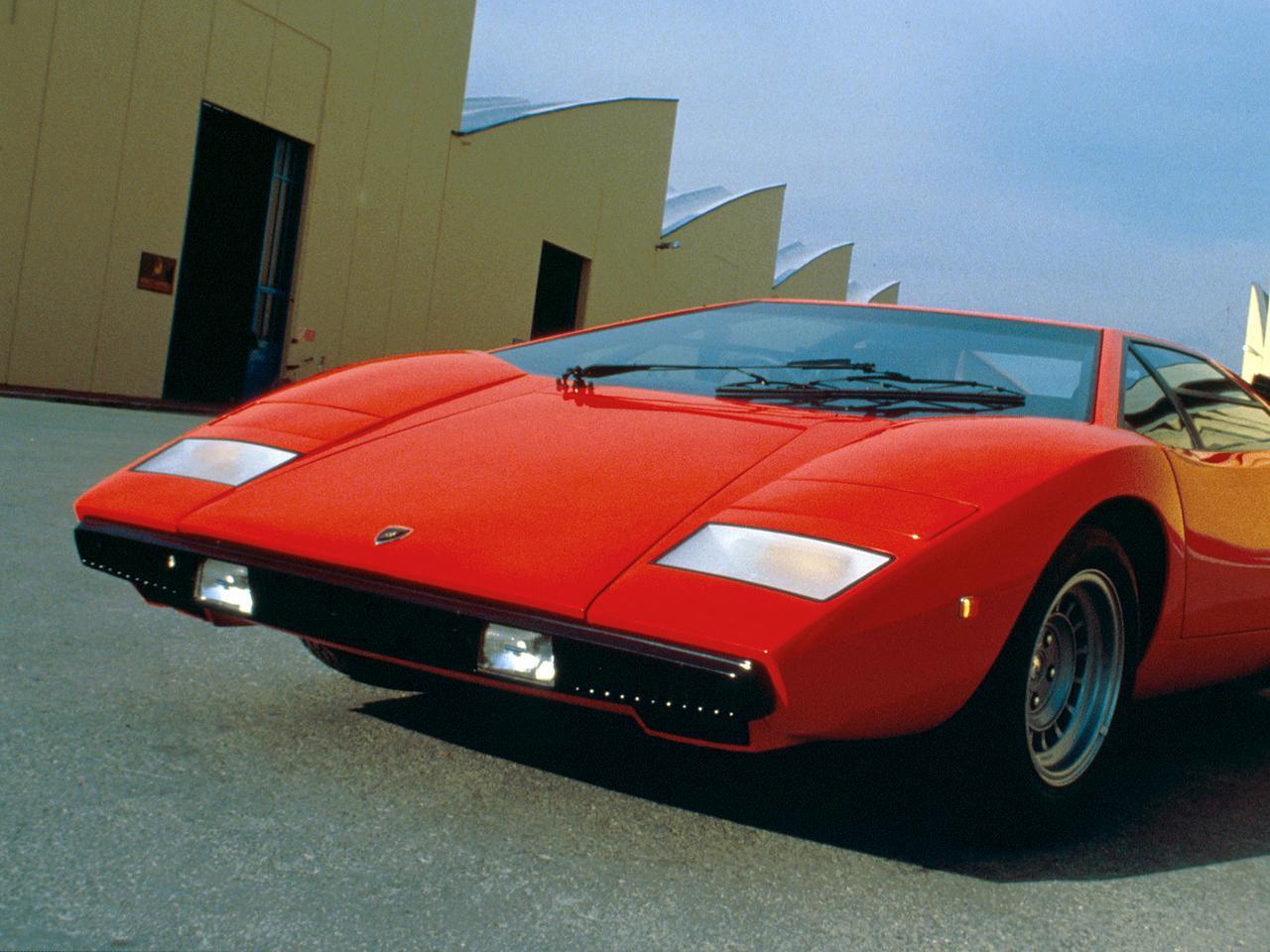 【スーパーカー年代記 003】ランボルギーニ カウンタックはスタイルでもメカニズムでも世界を驚愕させた