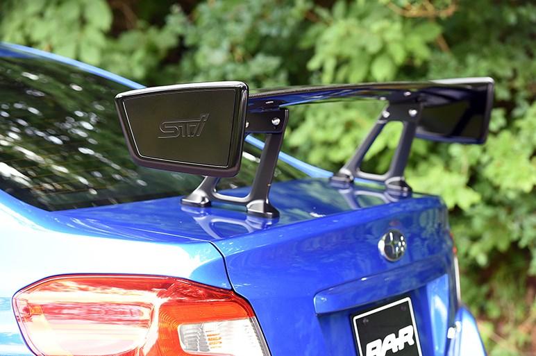 新型フォレスター、WRX STI タイプ RA-RはSTIパフォーマンスパーツでどう変わった?
