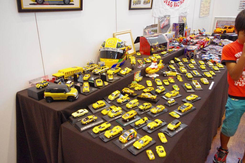 本物のファニーカー「ドラッグスター」展示も!第20回大人のミニチュアカー展をレポート