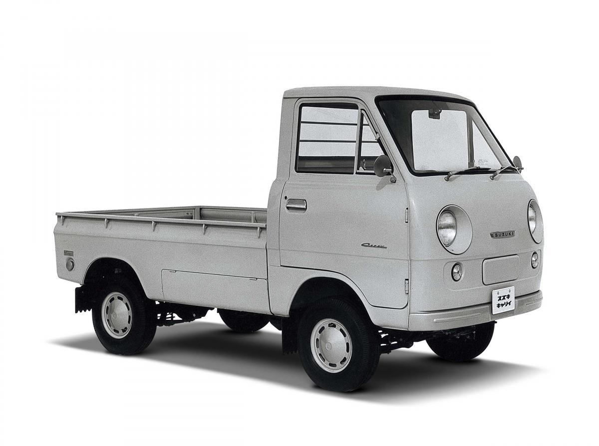 「安い」「壊れない」「走りも楽しい」って凄すぎない? ニッポンの軽トラックがとてつもなく優秀なワケ