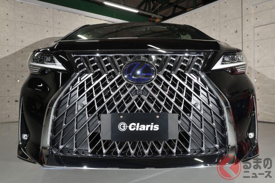 日本でレクサス「LM」が買える!? 2500万円の超高級ミニバンを手に入れる方法とは