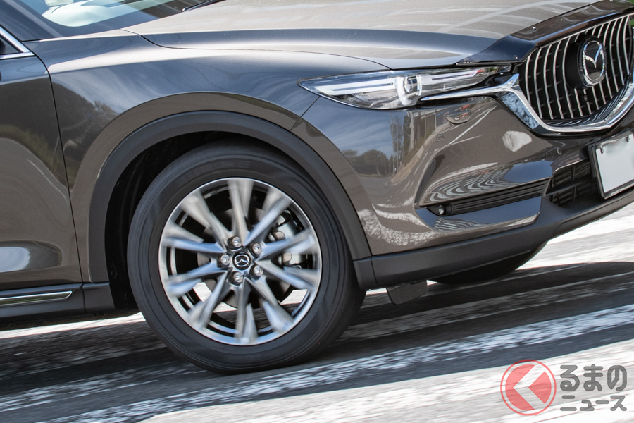 グッドイヤーのSUV向けオールシーズンタイヤがサイズ拡充 合計75サイズに