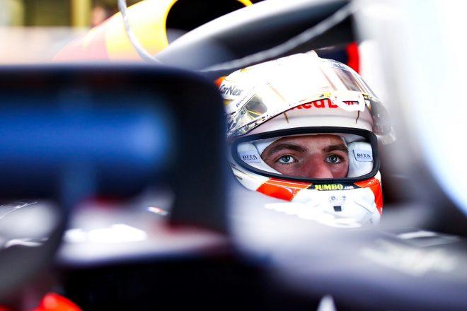 フェルスタッペン「新パーツによる改善を感じるが、真の位置は分からない」レッドブル・ホンダ【F1第4戦金曜】