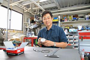 甦る名機。敏腕エンジンビルダー・富松拓也さんのポルシェ 356B 2000GS カレラ2復活記