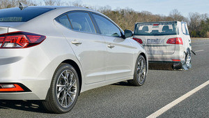 米国でも進む衝突被害軽減ブレーキを標準装備