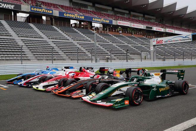 スーパーフォーミュラ:トヨタ/TRD勢の陣容発表。新チーム名、新人加入で体制は変化