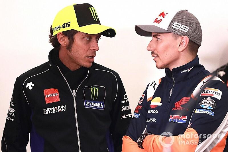 【MotoGP】「速いライダーが必要だった」ロッシ、ロレンソのテストライダー起用をヤマハに猛プッシュ