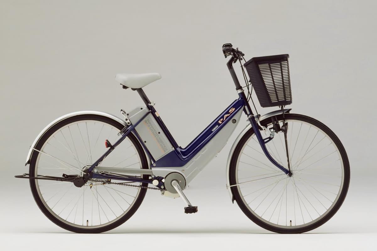 登場から27年!世界初の電動アシスト自転車「ヤマハPAS」が経済産業大臣賞を受賞!