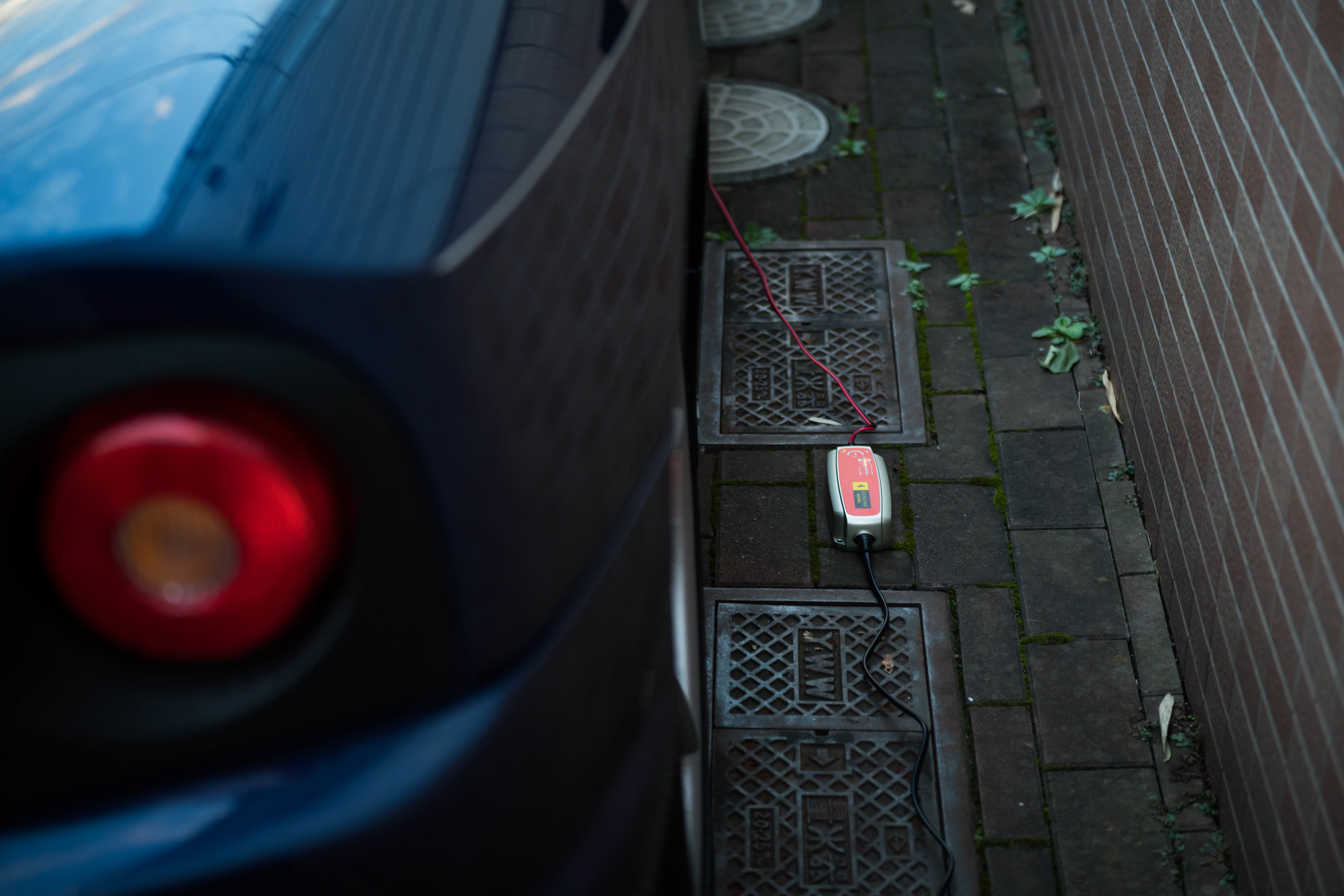 29歳、フェラーリを買う──Vol.42 ドアがロックされない!前編