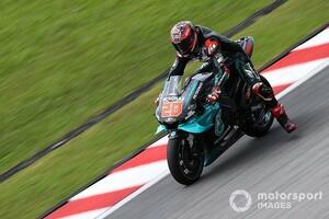 【MotoGP】セパンテスト初日:クアルタラロが首位発進。ルーキー最上位はマルケス弟
