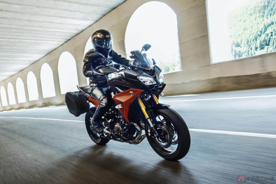 ヤマハ「トレーサー900」2020年モデル登場! 「700」よりも人気の万能選手に新色追加
