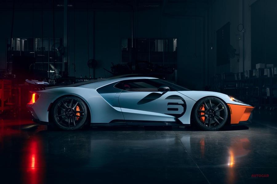 【パフォーマンスのフラッグシップ】新型フォードGT パワー増強/新機能 2020年発売 アメリカ