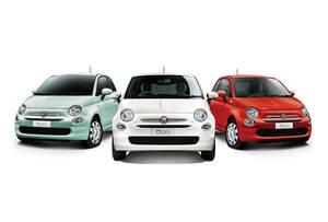 名前はズバリ「ジャポーネ」! 「フィアット500」に「日本とイタリアを結ぶ」をテーマにした限定モデルが登場