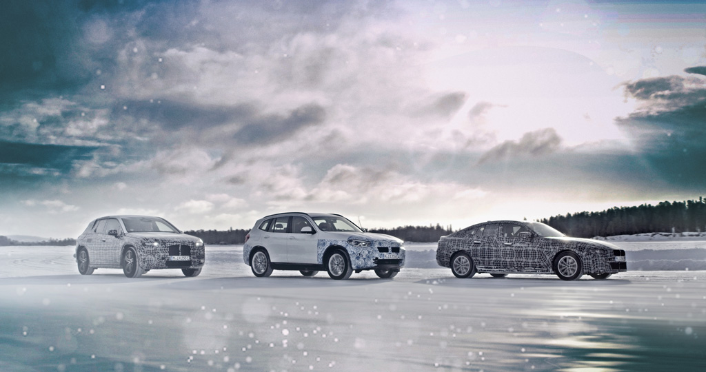 装着するだけで消費電力を2%削減! 「BMW iX3」に装備されるエアロホイールの実力は?