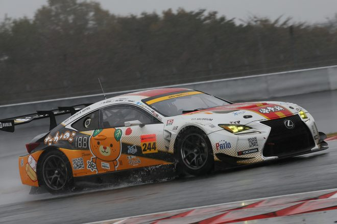 Max RacingがレクサスRC F GT3でスーパーGTに挑戦。久保と三宅の若手コンビで挑む
