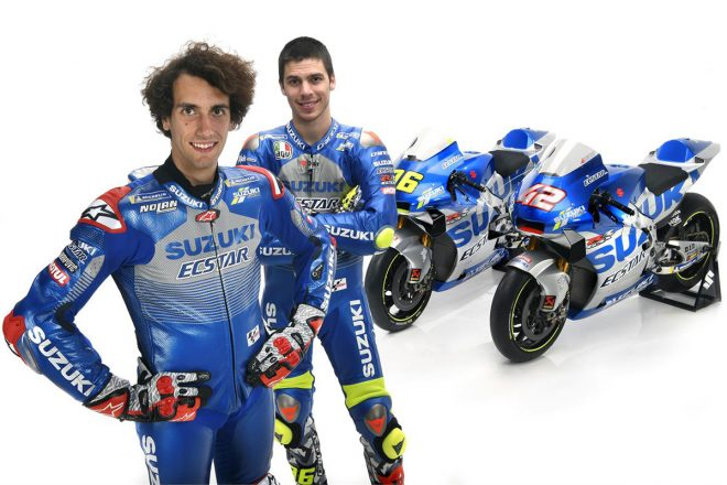 MotoGP:リンス、レース活動60年目のスズキで躍進を誓う「2020年も集中してもっと優勝したい」